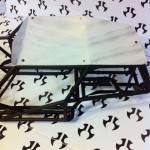 Axial Wraith Roof Panel