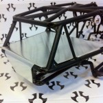 Axial Wraith Rear Upper Cover