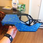 Axial Wraith Aluminum Full Side Panels