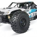 Axial Yeti Aluminum Panels and Accessories